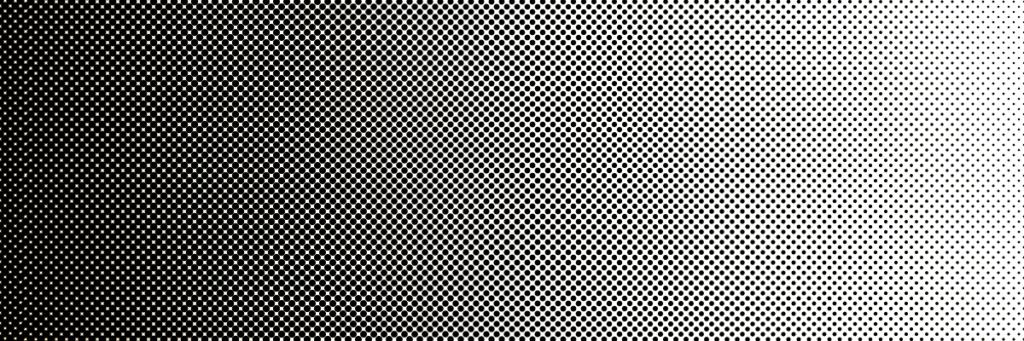 Esempio di retino tipografico sfumato