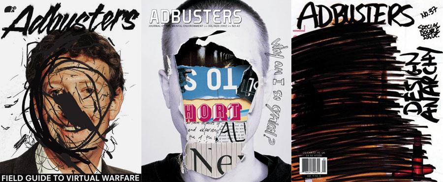 Adbusters - Mitogram