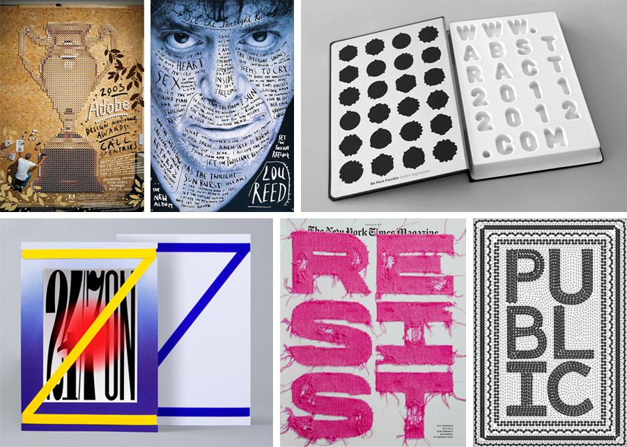 Progetti grafici di Stefan Sagmeister di Jessica Walsh - Mitogram